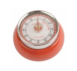 This little red vintage-style timer is the best, and a huge part of my culling process!